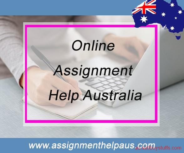 Australia Classifieds Excellent quality Online Assignment Help at an unbeatable price by Assignment Help AUS