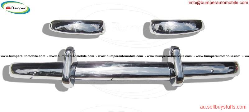 second hand/new: Volvo PV Duett Kombi bumper (1953-1969) in stainless steel