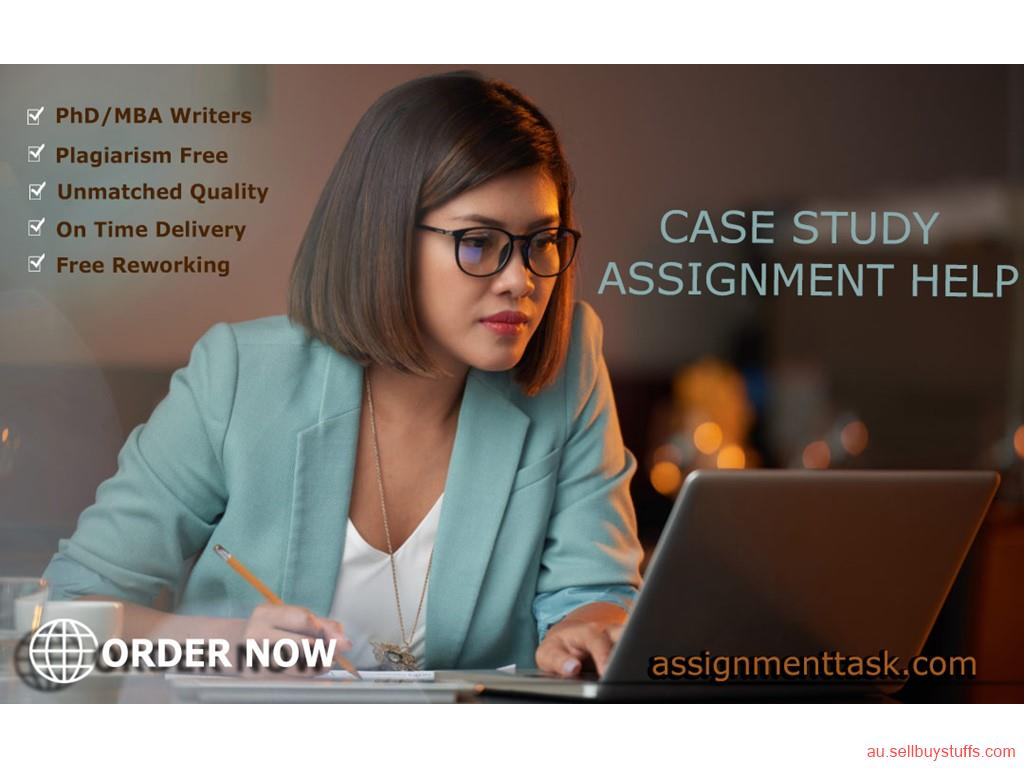 Australia Classifieds Need Help with Case Study Assignment? Assignmenttask.com