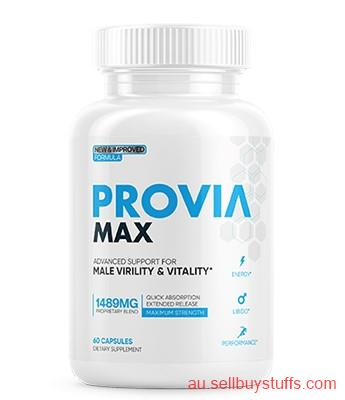 Australia Classifieds Provia Max |Reviews |Where to buy|Scam |Side Effects|