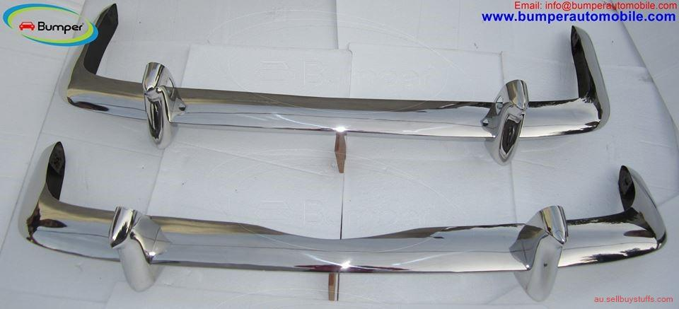 second hand/new:  VW Type 34 bumper (1962-1969) in stainless steel