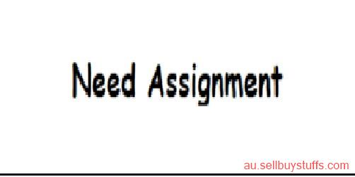 Australia Classifieds Assignment Help at Low Cost