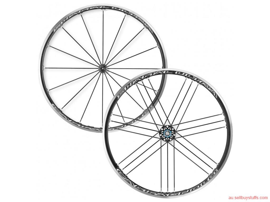 Australia Classifieds CAMPAGNOLO SHAMAL ULTRA C17 2-WAY FIT WHEELSET(VELORACYCLE)